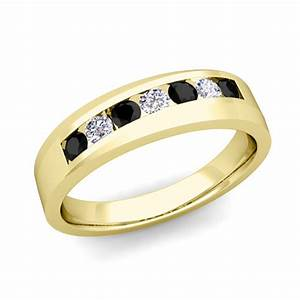 inspirational black diamond wedding rings his and hers With his and hers black diamond wedding rings