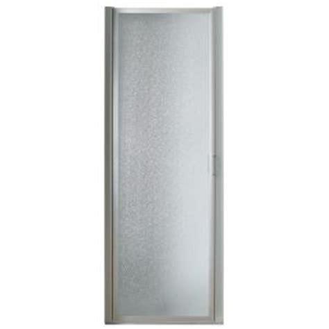 shower doors home depot franklin brass 32 in x 63 5 8 in framed pivot shower