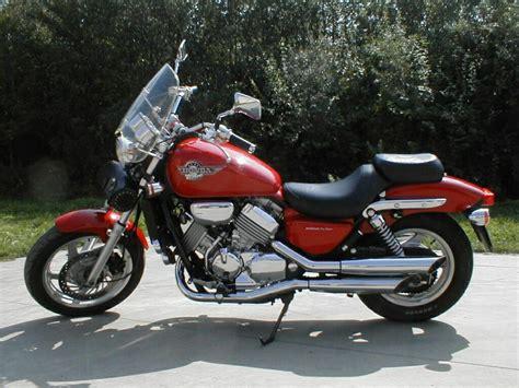Honda Vf 750 C Magna Motork 225 ři Cz