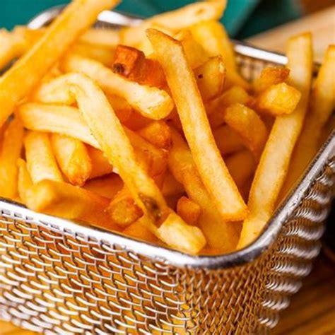 friteuse et cuisine recette frites à la friteuse