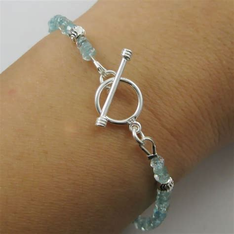 Fancy Sterling Silver Bracelet  Aquamarine Bracelet With. Lace Wedding Rings. Rose Pink Rings. Angel Necklace. Recycled Diamond Engagement Rings. Blue Glass Earrings. Tiffany Soleste Earrings. Blue And White Wedding Rings. Real Gold Anklet