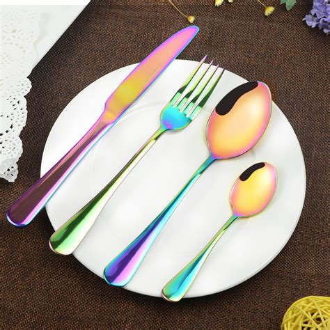 durable flatware polished stylish friendly eco stainless steel