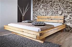 Bettgestell 180x200 Günstig : bett 180x200 cm g nstig kaufen doppelbetten von sam ~ Frokenaadalensverden.com Haus und Dekorationen