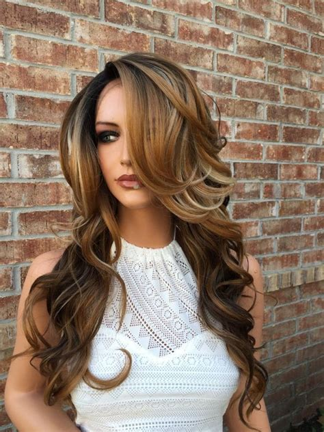 Most Popular Latest Ombre Hair Color & Hairstyling Trends