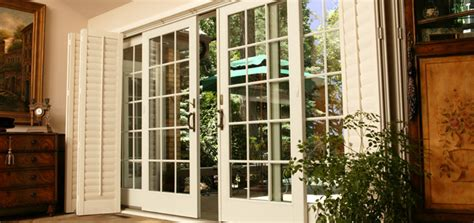 sliding french patio doors renewal  andersen