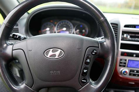 Free photo: Hyundai, Santa Fe, Steering Wheel - Free Image ...
