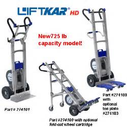 Heavy Duty Lift Chairs by Wesco Liftkar Heavy Duty Stair Climbing Truck
