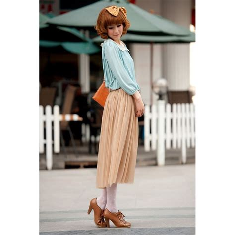 rok wanita yuna rok chiffon tutu wanita all size jakartanotebook