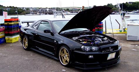 Nismo-r34 1999 Nissan Skyline Specs, Photos, Modification