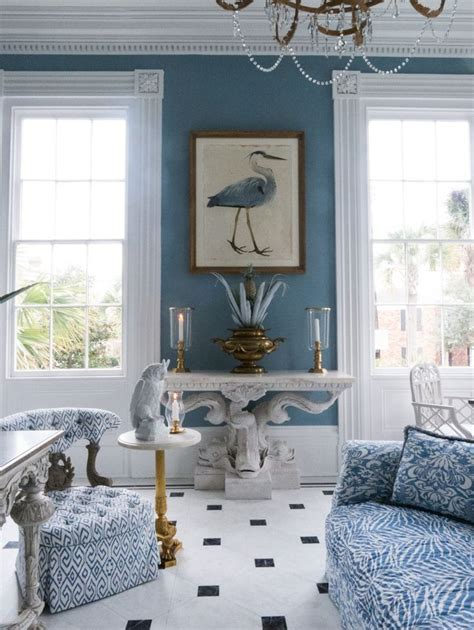 Blue And White Living Room [peenmedia]