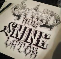 tattoo lettering styles