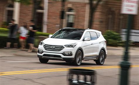 Maybe you would like to learn more about one of these? 2018 Hyundai Santa Fe Sport   Performance and Driving ...