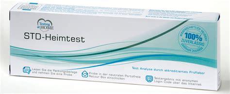 geschlechtskrankheiten test diskrete testkits fuer zu hause