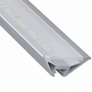 Led Leiste 2m : 12 9 m led alu profil aluprofil schiene aluminium strip streifen einbau ~ Eleganceandgraceweddings.com Haus und Dekorationen