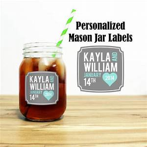 unavailable listing on etsy With custom stickers for mason jars