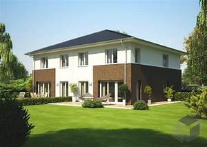 Doppelhaus Fertighaus Schlüsselfertig : doppelhaus l10 von heinz von heiden massivh user komplette daten bersicht ~ Frokenaadalensverden.com Haus und Dekorationen