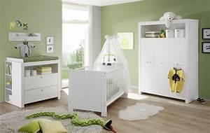 Babybett 70x140 Weiß : babybett 70x140 olivia von trendteam wei ~ Indierocktalk.com Haus und Dekorationen