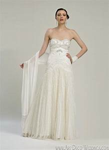 1920s wedding dresses sue wong deco weddings With sue wong wedding dress