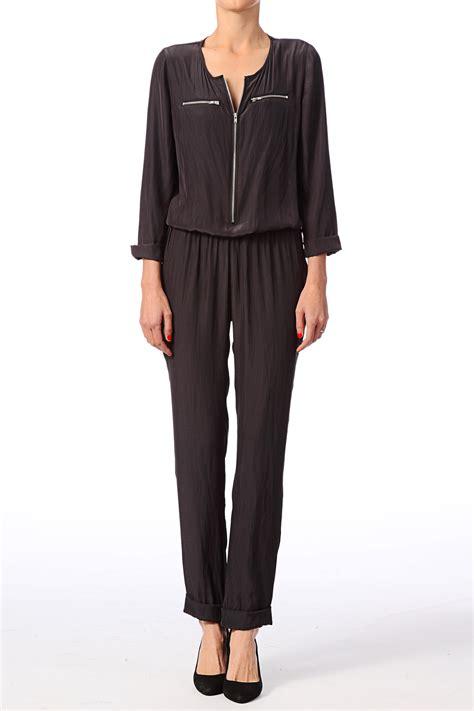 retro jumpsuit vintage jumpsuit zac173e14 in black lyst