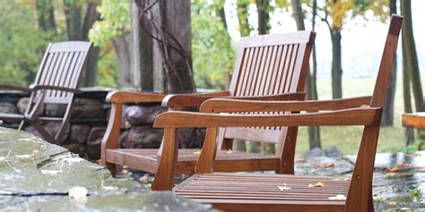 diy maintenance cleaning teak wood patio furniture