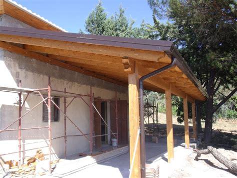 tettoia legno lamellare tettoia in legno strutture e coperture in legno