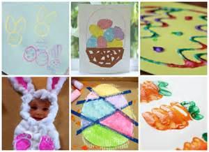 Easy Kids Easter Crafts