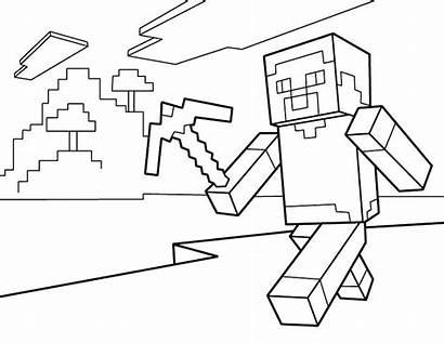 Minecraft Skins Drawing Coloring Pages Printable Getdrawings