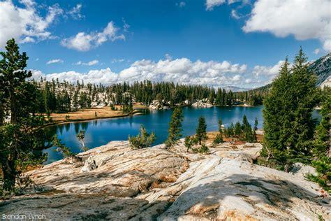 Upper Cathedral Lake Lake In Yosemite National Park
