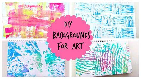 Diy Background Ideas diy backgrounds ideas for artwork zentangle