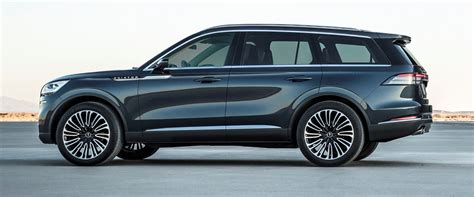 Lincoln Reimagines 2020 Aviator As Bold, Turbocharged