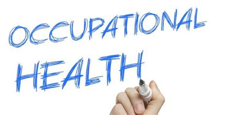 occupational health evh