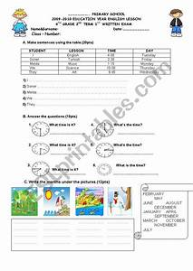 Bestseller  Exam Grade 4 Test Papers English