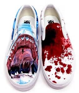 Cool Custom Vans Shoes Designs