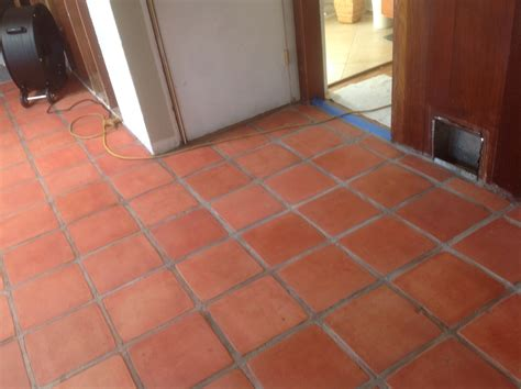 saltio tile staining and sealing saltillo tile the correct way california tile restoration
