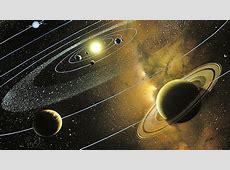 5 misterios del Sistema Solar que aún hoy en día resultan