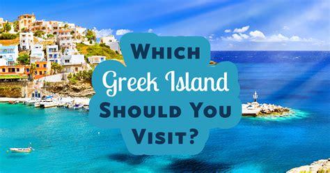Which Greek Island Should You Visit? - Quiz - Quizony.com