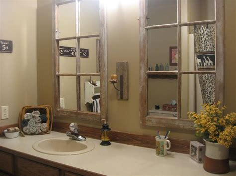 Country Bathroom Mirrors by 25 Best Ideas About Country Baths On Creative