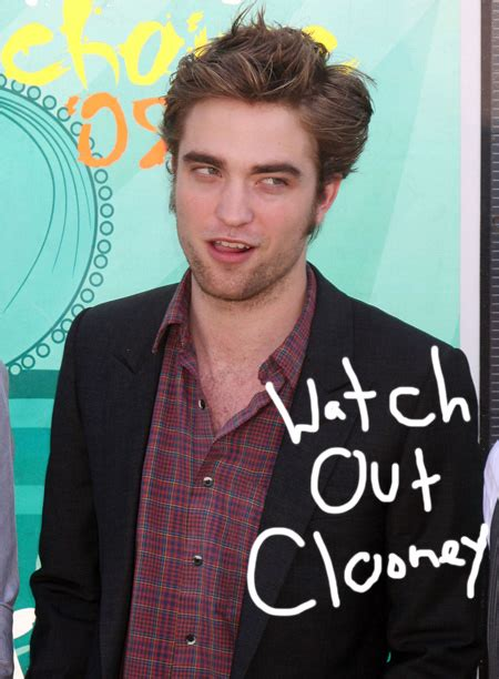 R-Patz Takes A Major Step Up In Hollywood - Perez Hilton