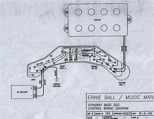 Stingray B Wiring Diagram