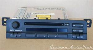 Bmw E46 Business Cd Player Radio Stereo Cd53 2002