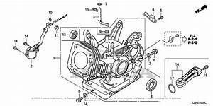 Honda Eb6500x Ac Generator  Chn  Vin  Ealc