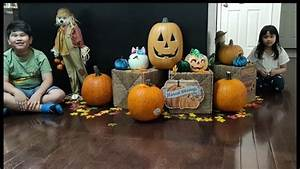 Diy, Autumn, Harvest, Display