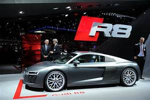 Audi R8 Prix Occasion : prix audi r8 2015 les tarifs fran ais de la nouvelle r8 photo 3 l 39 argus ~ Gottalentnigeria.com Avis de Voitures