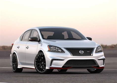 nissan sentra nismo concept review pictures