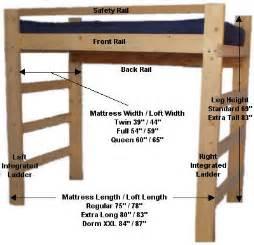 loft bed instructions plans home decoration live
