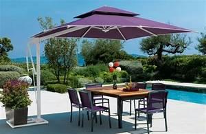 Parasol De Jardin : bien choisir son parasol entretenez et embellissez votre jardin avec mr bricolage ~ Teatrodelosmanantiales.com Idées de Décoration