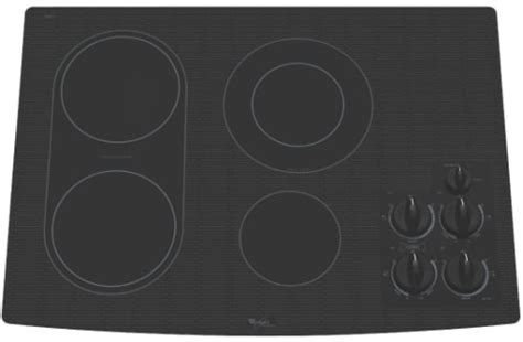 Whirlpool GJC3034RB 30 Inch Smoothtop Electric Cooktop