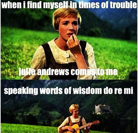 Sound Of Music Meme - 17 best images about quot my heart will be blessed with the sound of music and i ll sing once more