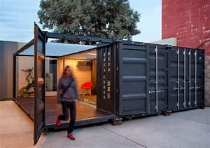 ME:OU Shipping Container Office - Industrial - Home Office