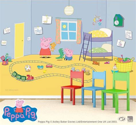 Peppa Pig Bedroom Makeover Kit by 19 Best Images About Peppa Pig On Mesas